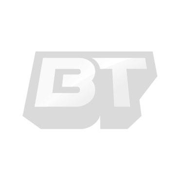 Master Replicas Comic-Con Scaled Blaster Han ESB Black Chrome Version