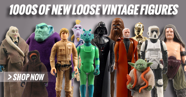 Click here to browse all loose vintage star wars figures
