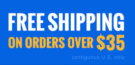 New Free Shipping Promo