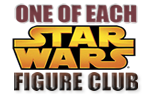 Star Wars - One of Each Figure Club